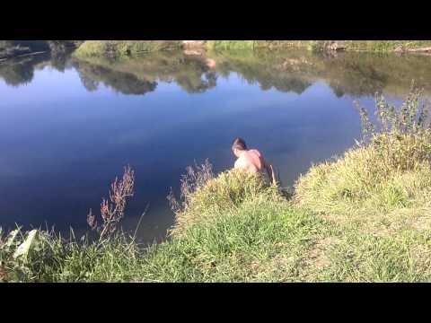 рыбалка на реке суходрев