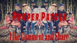 Proper Patola (feat. Badshah) Dance Cover   Namaste England   Prince Sony Choreo   Mintu Nd Arpit  