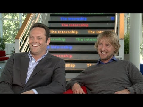 THE INTERNSHIP Interview: Vince Vaughn and Owen Wilson