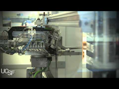 UCSF Medical Center Opens Robotic Pharmacy to Improve Patient Safety