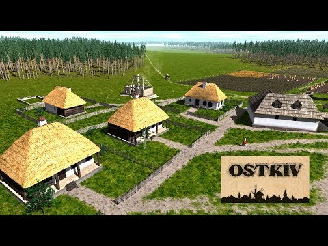 Ostriv - Расширение в условиях нехватки рабочих! #8
