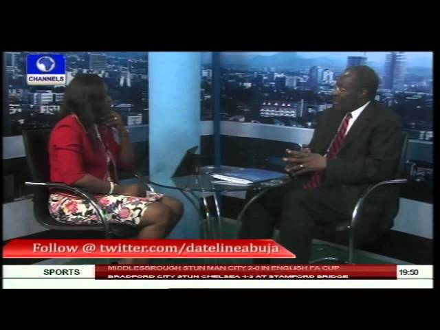 Dateline Abuja On Nigeria's Preparation For 2015 General Elections PT2