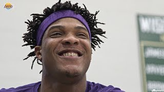 South Bay teammates on Jemerrio Jones' impact | South Bay Lakers