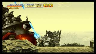 Metal Slug X (4 level)