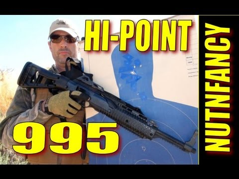 Hi-Point 995 testing:  Trench Warfare Drill by Nutnfancy