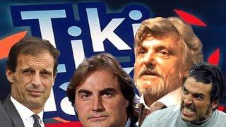 """PARODIA """"TIKI TAKA - KI TI CACA"""" - Milan Juve, Ferrero e altro!"""