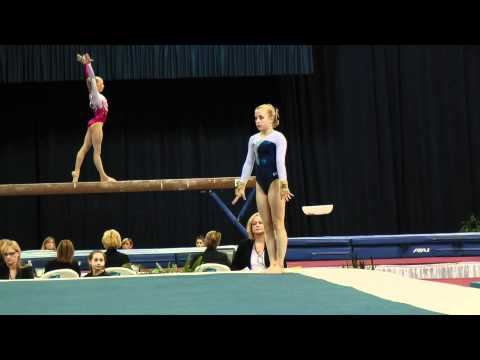 Bailie Key -- Floor Exercise -- 2012 U.S. Secret Classic