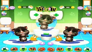Android Gameplay trailer - My Talking Tom 2, Video game funny 2019 #4