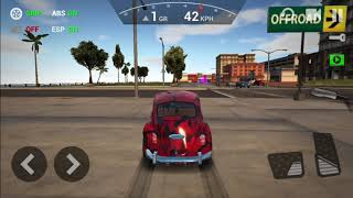 Ultimate Car Driving: Classics #1   1000 HP VW Beetle   Best AnDroid GamePlay FHD 2019