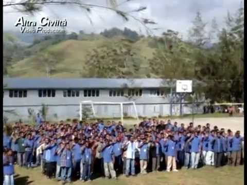 Reportage from Chimbu (Papua New Guinea) PART II - Directed by Livio Fornoni (2010)