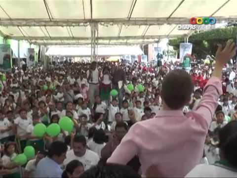 NOTA Gira de MVC por los municipios de Tapachula y Villaflores
