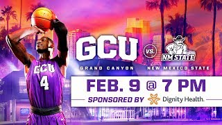 GCU Men's Basketball vs. New Mexico State Feb 9, 2019