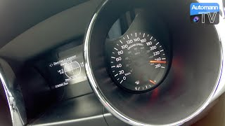 2016 Ford Mustang GT (421hp) - 0-250 km/h acceleration (60 FPS)