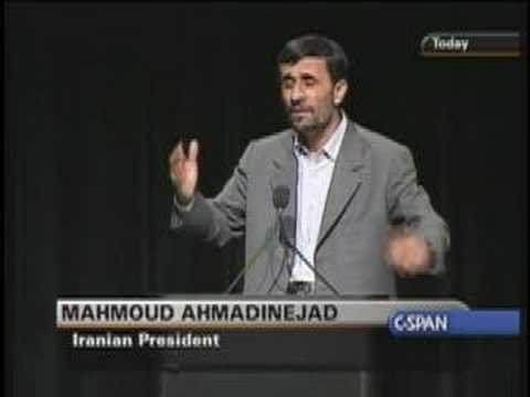 Part 8 : President Ahmadinejad at Columbia University