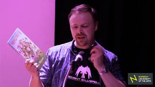 Hareraiser (The Worst Game Ever) - Stuart Ashen - Norwich Gaming Festival 2017