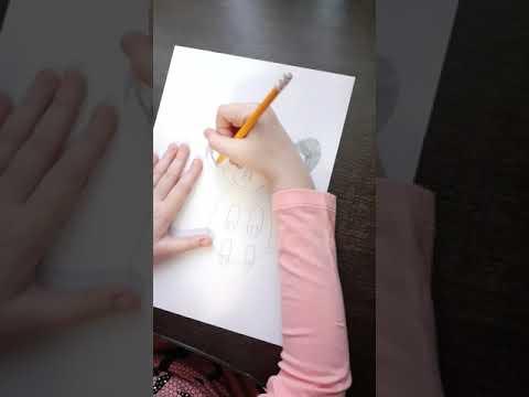 Cum să desenezi un elefant