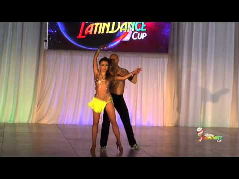 JEREMY MARTINEZ & OLAIA GARCIA ALVAREZ, FRANCE & SPAIN, AMATEUR SALSA ON 2, FINAL ROUND, WLDC 2014