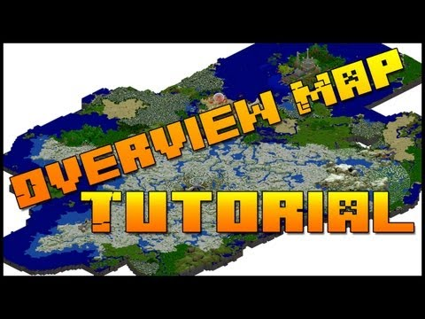 Minecraft - McMap Tutorial