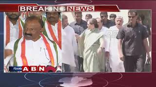 AP PCC Chief Raghuveera Reddy Holds Press Meet, Slams BJP Party