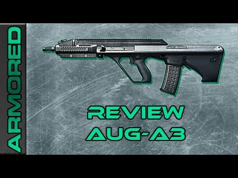 Review AUG-A3 Preciso e controle