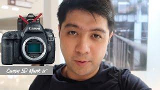 NEW Camera | Canon 5D Mark iv