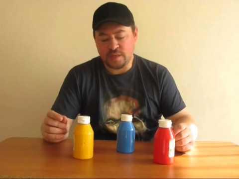 Curso de pintura clave para mezclar colores youtube - Como se consigue el color naranja ...