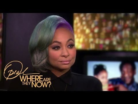Raven-Symoné on College and Battling Self-Doubt | Where Are They Now? | Oprah Winfrey Network