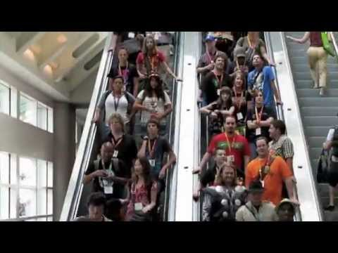SDCC 2012 Cosplay Fan Video (CMV)