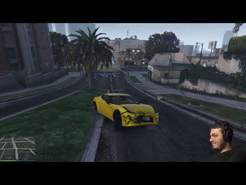 GTA 5 PC Online - Havada, Karada, Suda Yarış