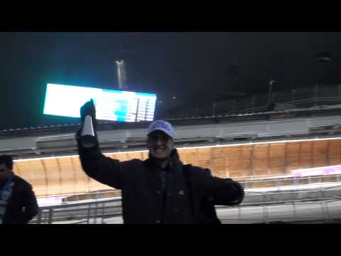 Dr. Brian Boxer Wachler in Sochi to Support Steven Holcomb Bobsled Race