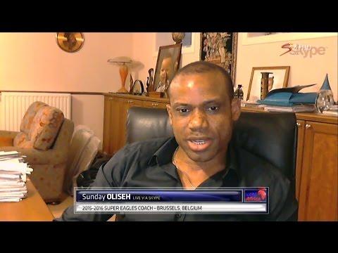 Stephen Keshi Remembered - Sunday Oliseh