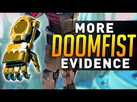 Overwatch - NEW EVIDENCE! Doomfist is the Next Hero! (Datamined)