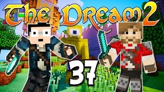 THE DREAM 2 - Ep. 37 : Azurite Forest ! - Fanta et Bob Minecraft Modpack