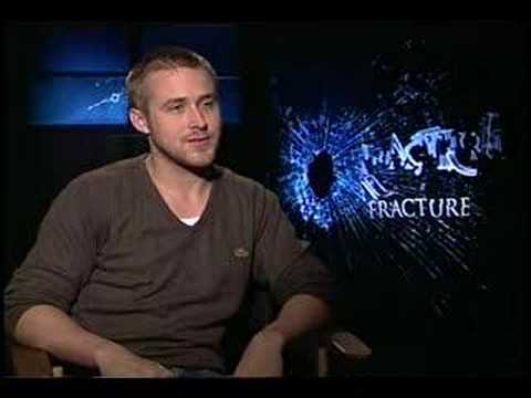 Ryan Gosling interview for Fracture Video