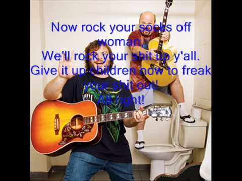 Tenacious D - Rock Your Socks Off Lyrics