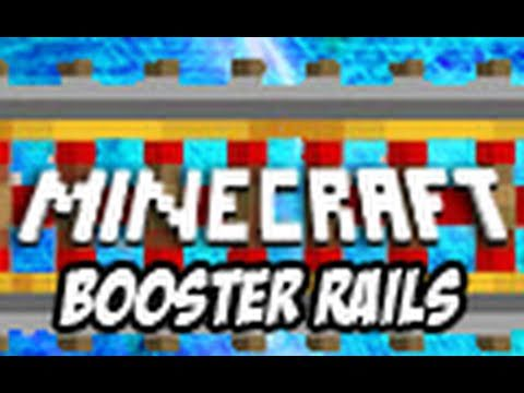 Minecraft: 101 Ways to Use Powered Rail (Minus 98)