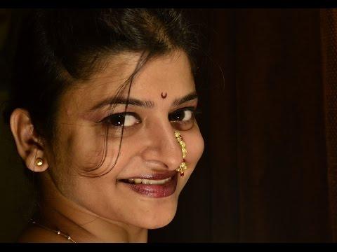 Jau dya na ghari | Poornima Abhijeet | Natrang | Karaoke Cover...