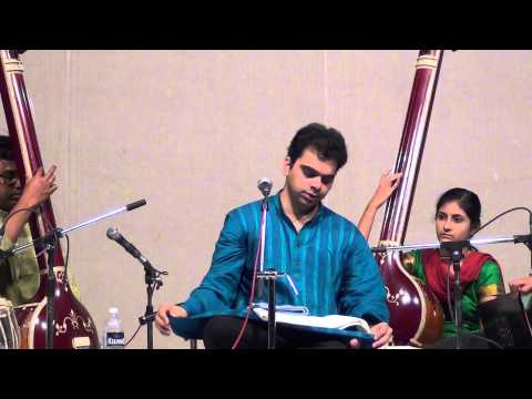 Tejonidhi Loha Gol By Rahul Deshpande video