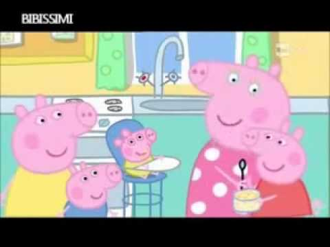 Peppa pig italiano il piccolo alex bimbissimi youtube for Peppa in italiano