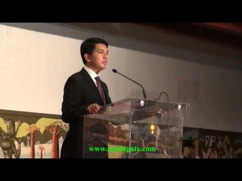 Andry Rajoelina VF Carlton 15.01.2015