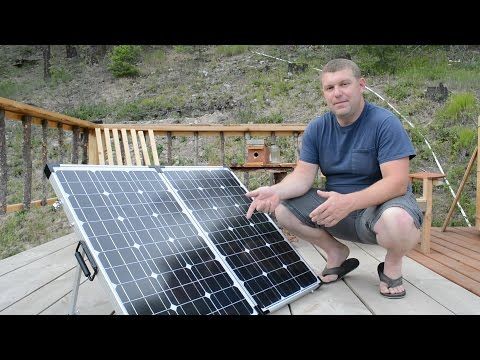Stupid-Easy Solar for Going Off Grid, RVs and Boondocking