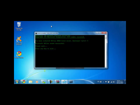 Tutorial activar Office 2010 funciona 100%