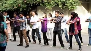 ICC T20 World Cup, Bangladesh 2014 Flash Mob + Street Dance to Dhaka City College.