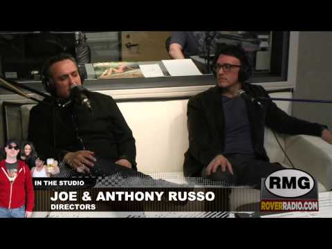 Captain America: The Winter Soldier directors Anthony and Joe Russo - full interview