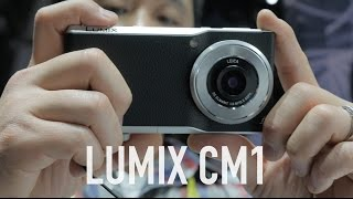 Panasonic Lumix CM1 Android Smartphone! (20.1MP Camera)