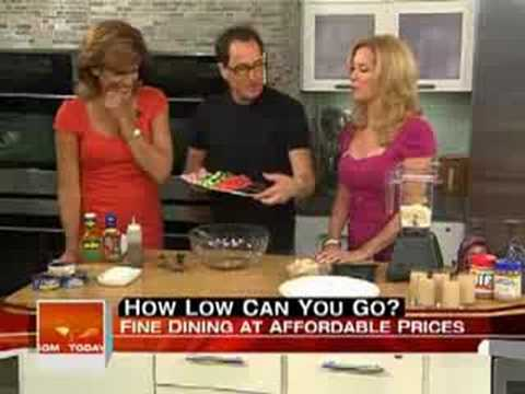 Sam the Cooking guy tells Kathie Lee and Hoda be quiet