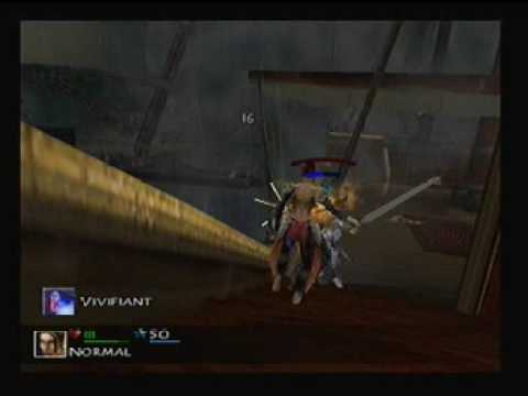 Summoner 2 ps2 gameplay