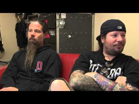 Lamb Of God interview - Chris and Willie Adler (part 3)