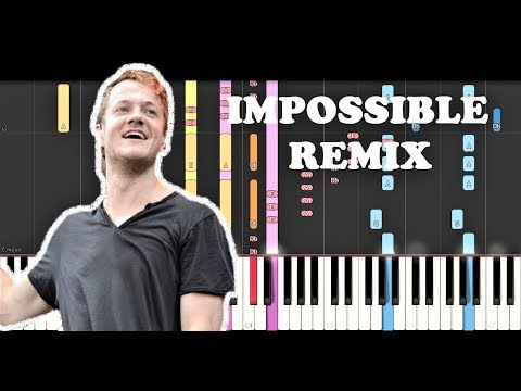 Imagine Dragons - Natural (Impossible Remix)