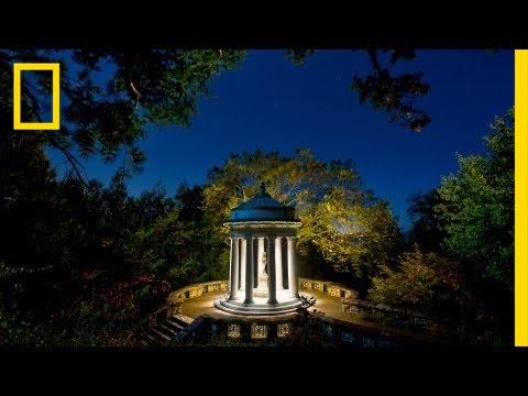 National Geographic Live! - Diane Cook & Len Jenshel: Gardens by Night